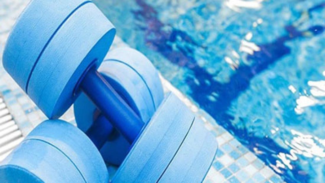 هیدروتراپی و آب درمانی و راه رفتن در آب