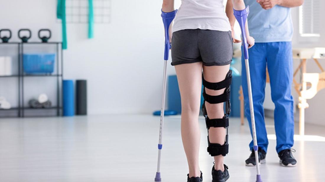 سیستم توانبخشی راه رفتن