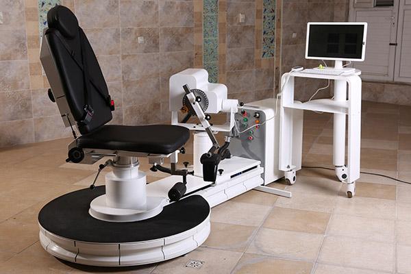 دستگاه فیزیوتراپی ورزشی ایزوکینتیک