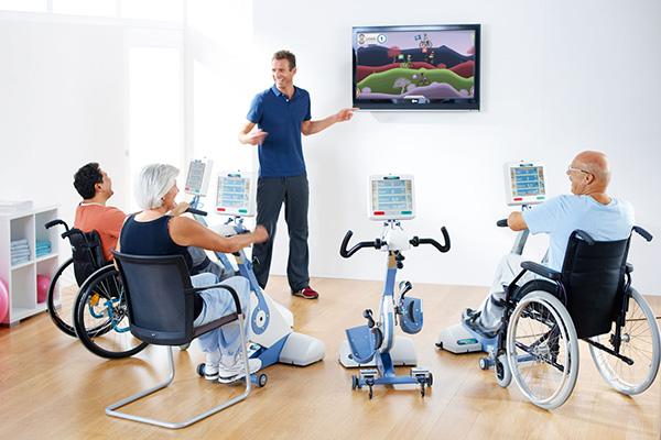 تجهیزات فیزیوتراپی ورزشی