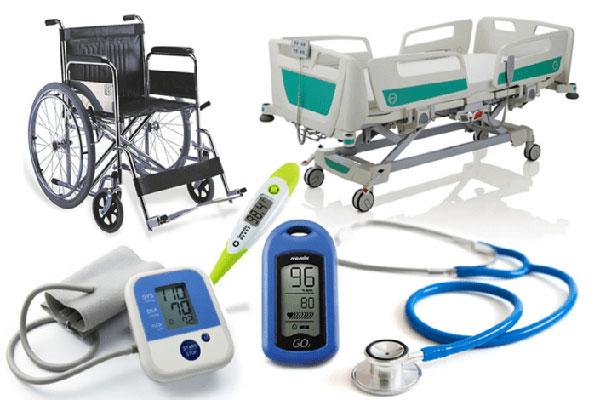 تجهیزات و ملزومات پزشکی