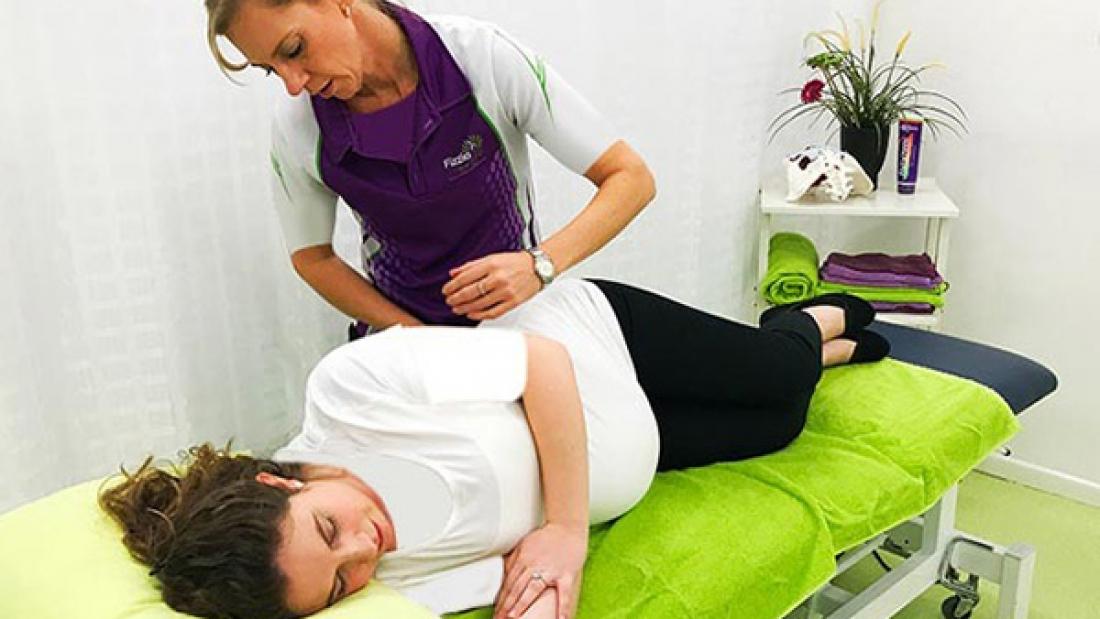 فیزیوتراپی در بارداری