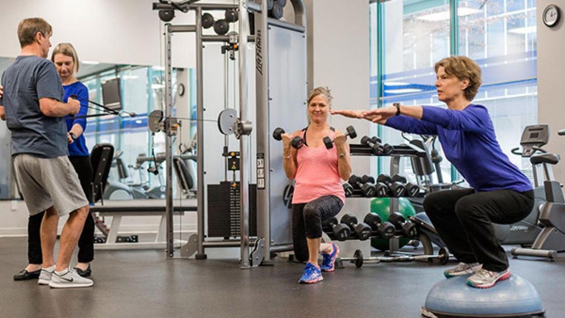 فیزیوتراپی یا ورزش درمانی