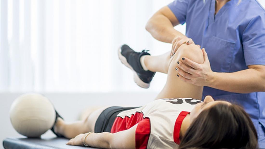 ورزش درمانی و طب ورزشی